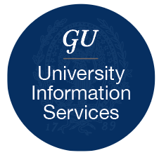 GU University Information Services. Link to their website.